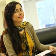 Photo of Saima Ibrahim