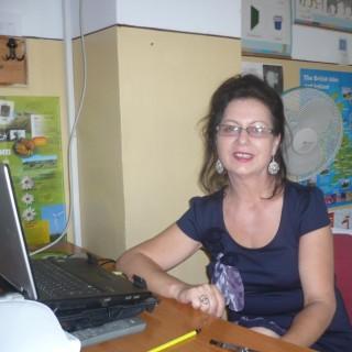 Doamna învăţătoare