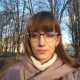 Маленький портрет Аліна Сироватенко