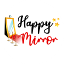 Happy Mirror