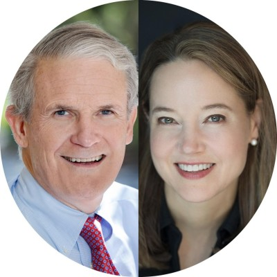 William F. Meehan III and Kim Starkey Jonker