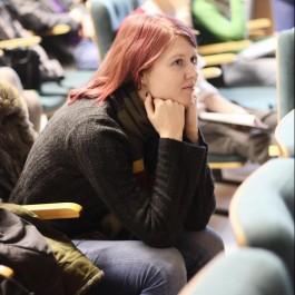 avatar for Alisa Hellstrom