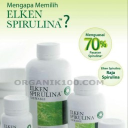elkenspirulina