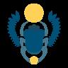 abluescarab