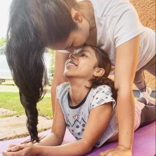 Mamá en Balance, por Jaz Mendoza
