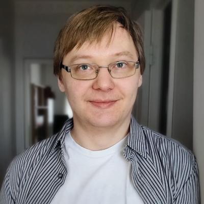 Avatar of Roman Marintšenko, a Symfony contributor