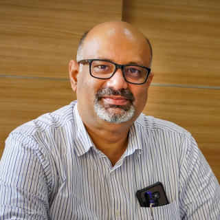 Dr Rajesh P