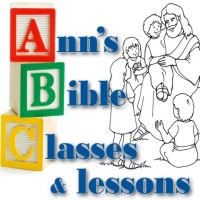 GOD MADE BUGS | Ann's Bible Classes and Lessons for Kids