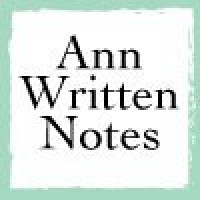 Reminder - Ann Written Notes is now House & Host!