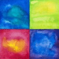Kondor Béla: Értekezés a színekről, Nem tudom... című versei