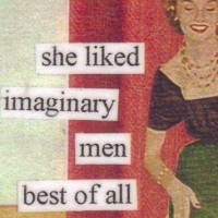 "25 ""Imaginary Men"""