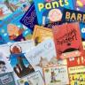 Children's books in pictures