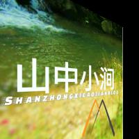 秀丽的风景—去往科芙的途中  系列风光揽胜(一)山中小涧原创视频