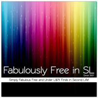 FabFree - Fabulously Free in SL   Simply Fabulous Free and Under L