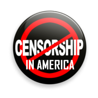 the issue of censorship in america Censorship in america discusses why many objects of art, literature, and popular culture are considered controversial, and examines the arguments of both sides it explores the current wave of censorship in the form of political correctness and covers groundbreaking litigation and proposed legislation.