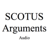 Supreme Court Oral Argument Audio Logo