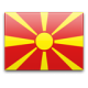 Macedonia, the former Yugoslav Republic of Flag